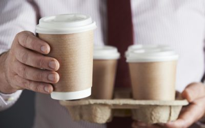 Single-Use Takeaway Coffee Cup Material Alternatives