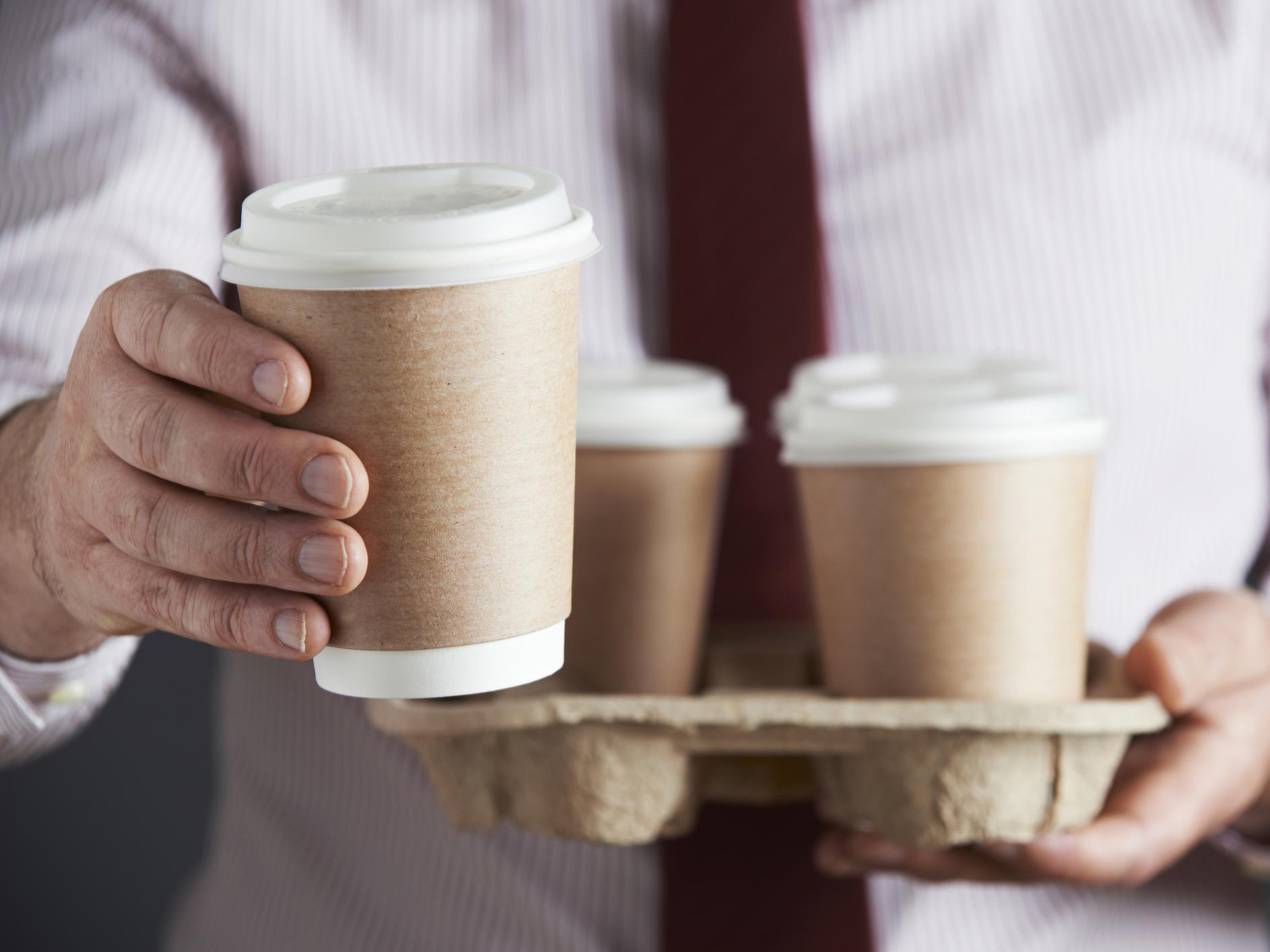 Single Use Takeaway Coffee Cup Material Alternatives Sorcit